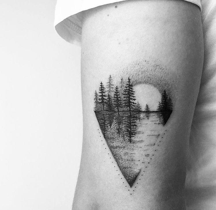 6 Sheets Wrist Body Art Henna Tattoo Stencil Flower: Landscape Tattoo, Body Art