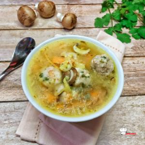 Soupe thaïe de boulettes de veau Recette Cookeo | Recette