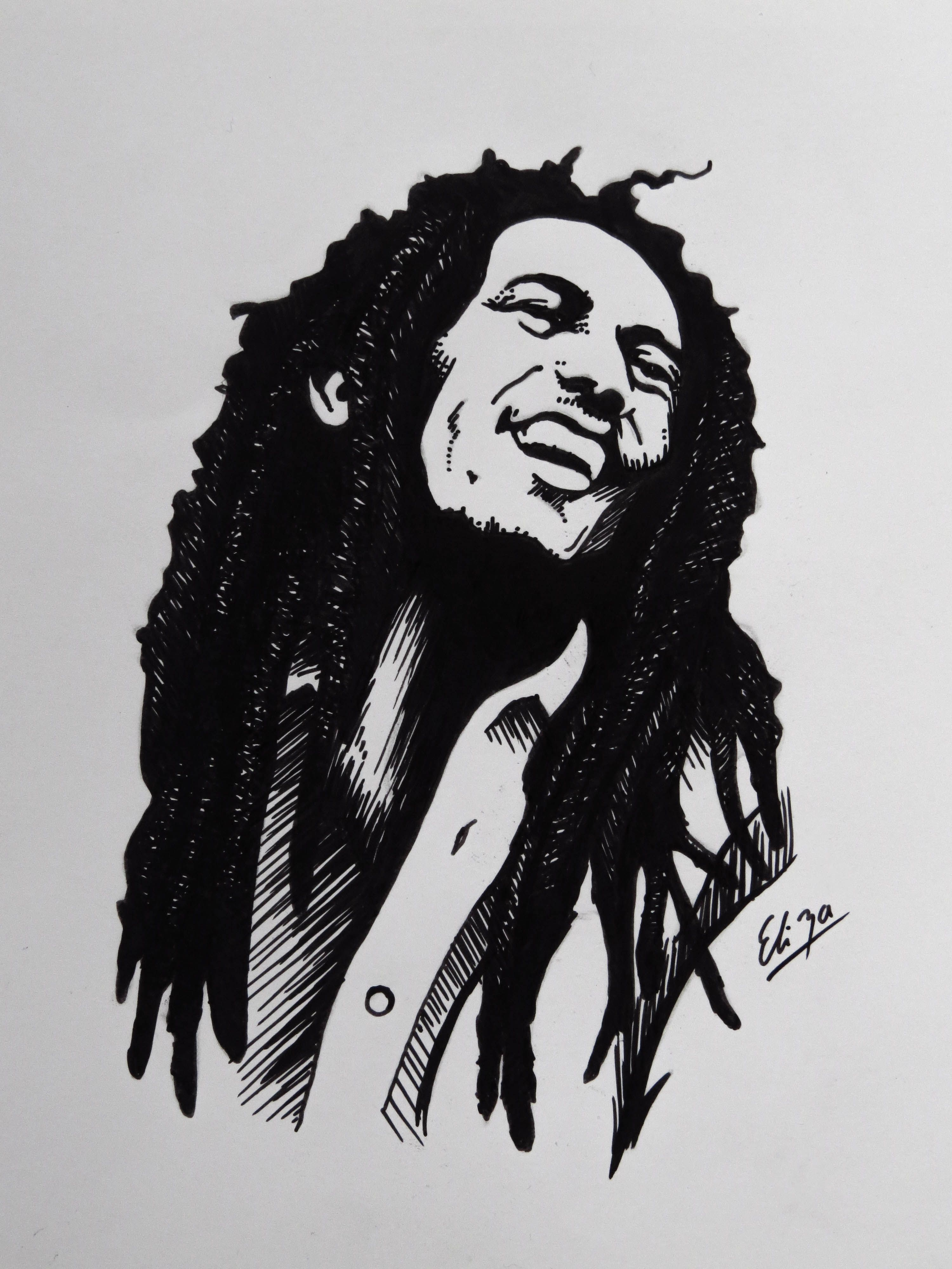 Bob Marley Bob Marley Marley Art