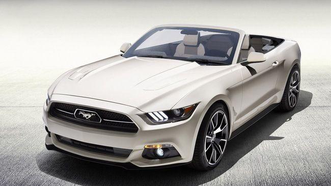 Ford Mustang 50 Years Convertible độc nhất được đấu giá http://oto-xemay.vn/can-ban-xe-oto-cua-cac-hang/lexus-33.html