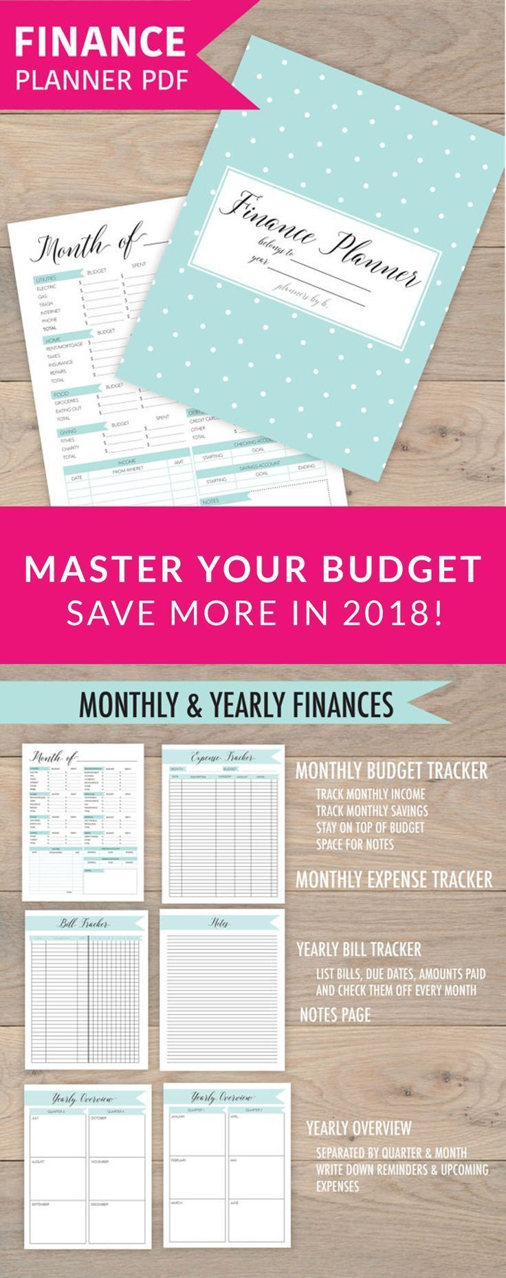 finance planner finance binder budget binder budget planner book