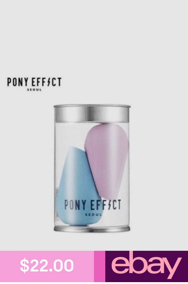 pony effect Makeup Puffs, Sponges & Wedges Health & Beauty