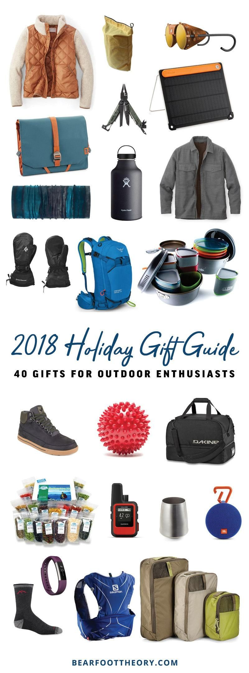 50 Best Gifts For Outdoor Lovers 2020 Ideas For Hikers Campers Van Lifers More Outdoorsy Gifts Diy Gifts For Him Romantic Gifts For Him