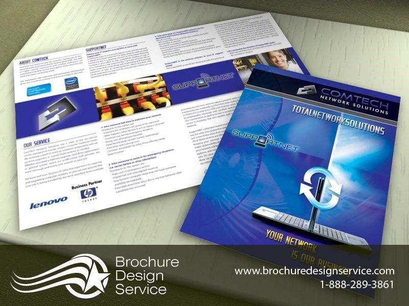 Pin by Brochure Design Service on Bi-fold brochure designs ...