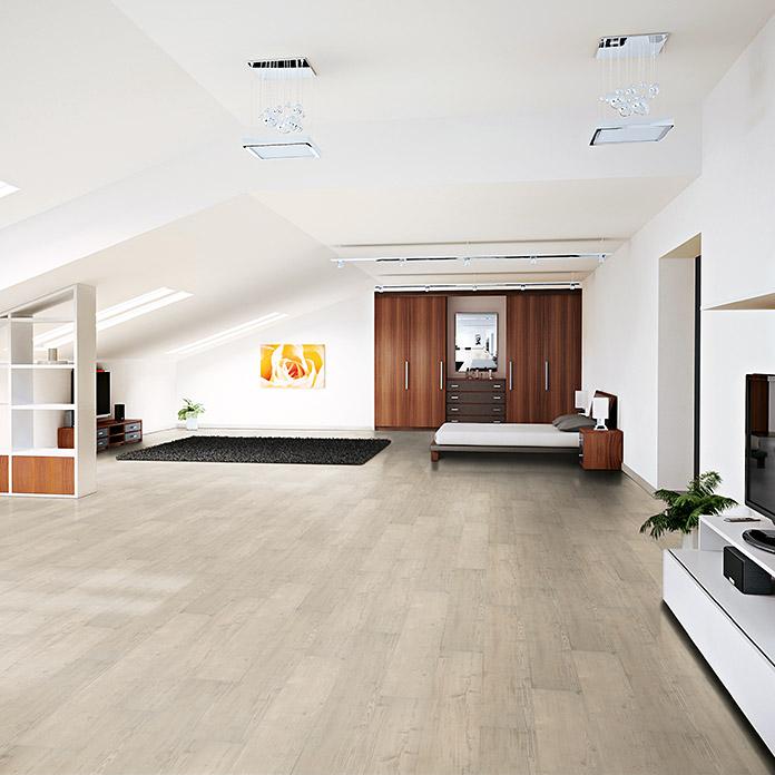 b!design Vinylvloer Home Clic Iceberg Pine (met
