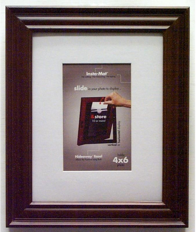 Slide And Store Wood Frames Ready Made Pictures Frames And