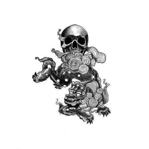 Foo Dog Sup Foos I Start Tattooing In The Beginning Of August