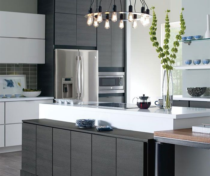 Put your taste for contemporary design front and center ...