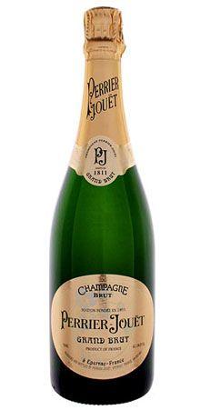 $ 45 bottle of Perrier-Jouet Grand Brut