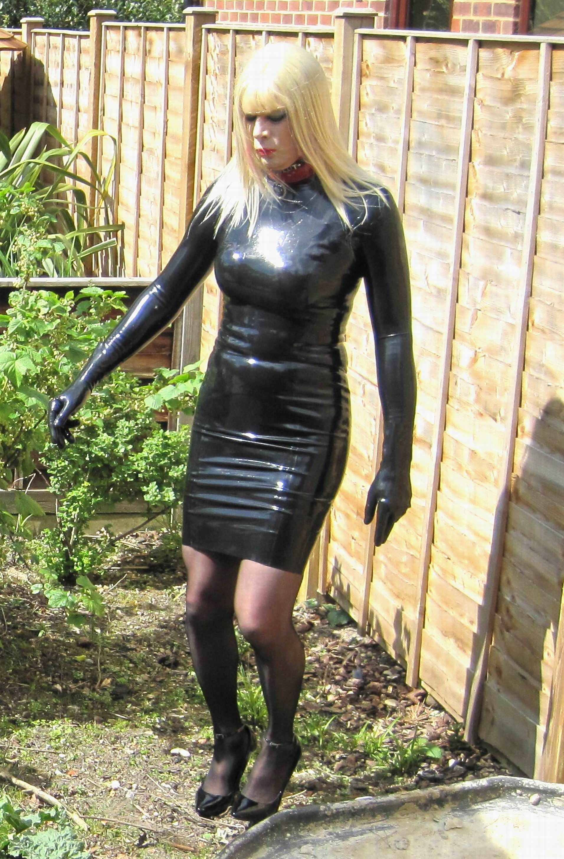 patsypvc latex sissy | patsypvc sissy latex fetish crossdresser