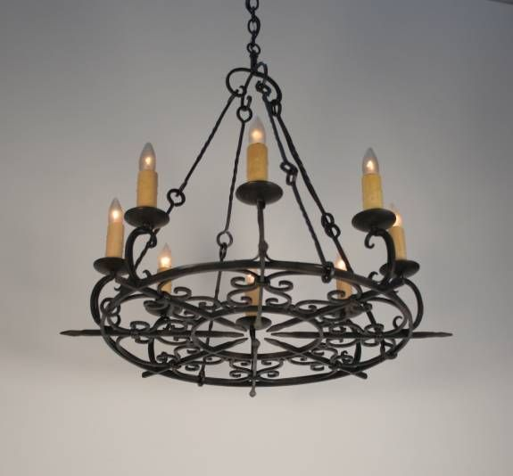 2037 - Candoli | Spanish colonial, Chandeliers and Canopy