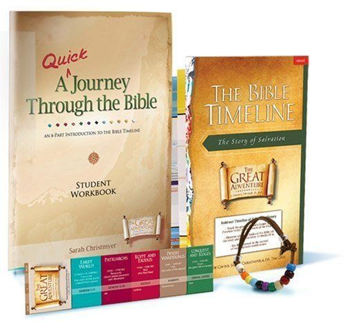 A Quick Journey Through the Bible Student Pack (Great ...