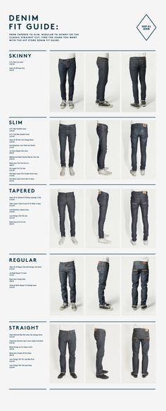 Guide coupe pantalon homme