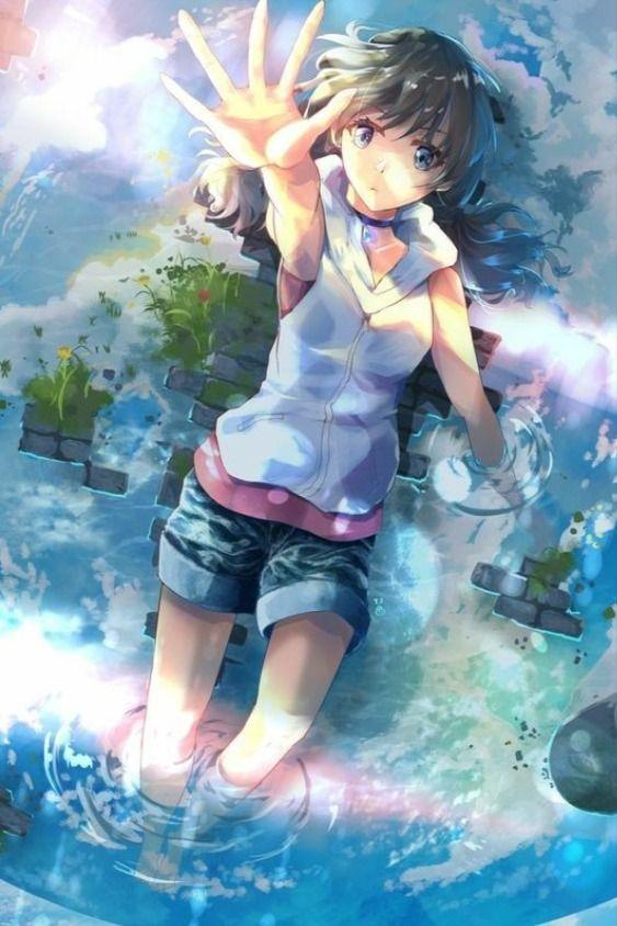 Amano Hina--Weathering With You
