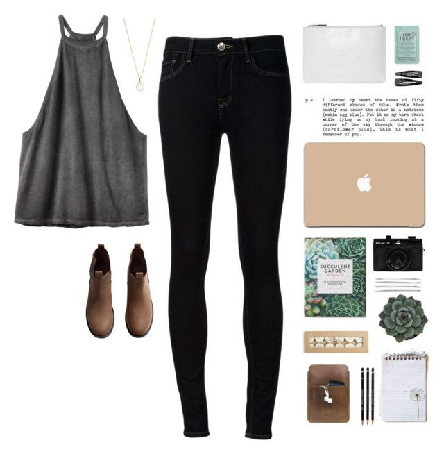 """""""Untitled #123"""" by bani-werner ❤ liked on Polyvore featuring RVCA, Ström, Kocostar, H&M, Holga, Cara, Whistles, Forever 21, Palila and Accessorize"""