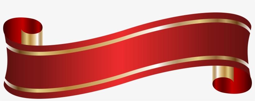 Red Missing Ribbon Ribbon Banner Ribbon Png Vintage Ribbon Banner
