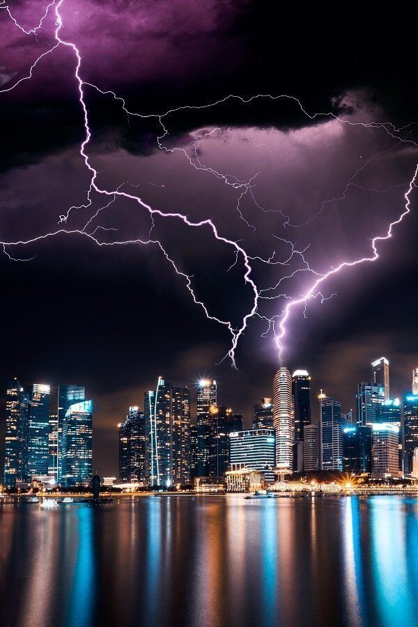 How to Photograph Lightning – Top Tips for Shooting the Storm | Click and Learn Photography