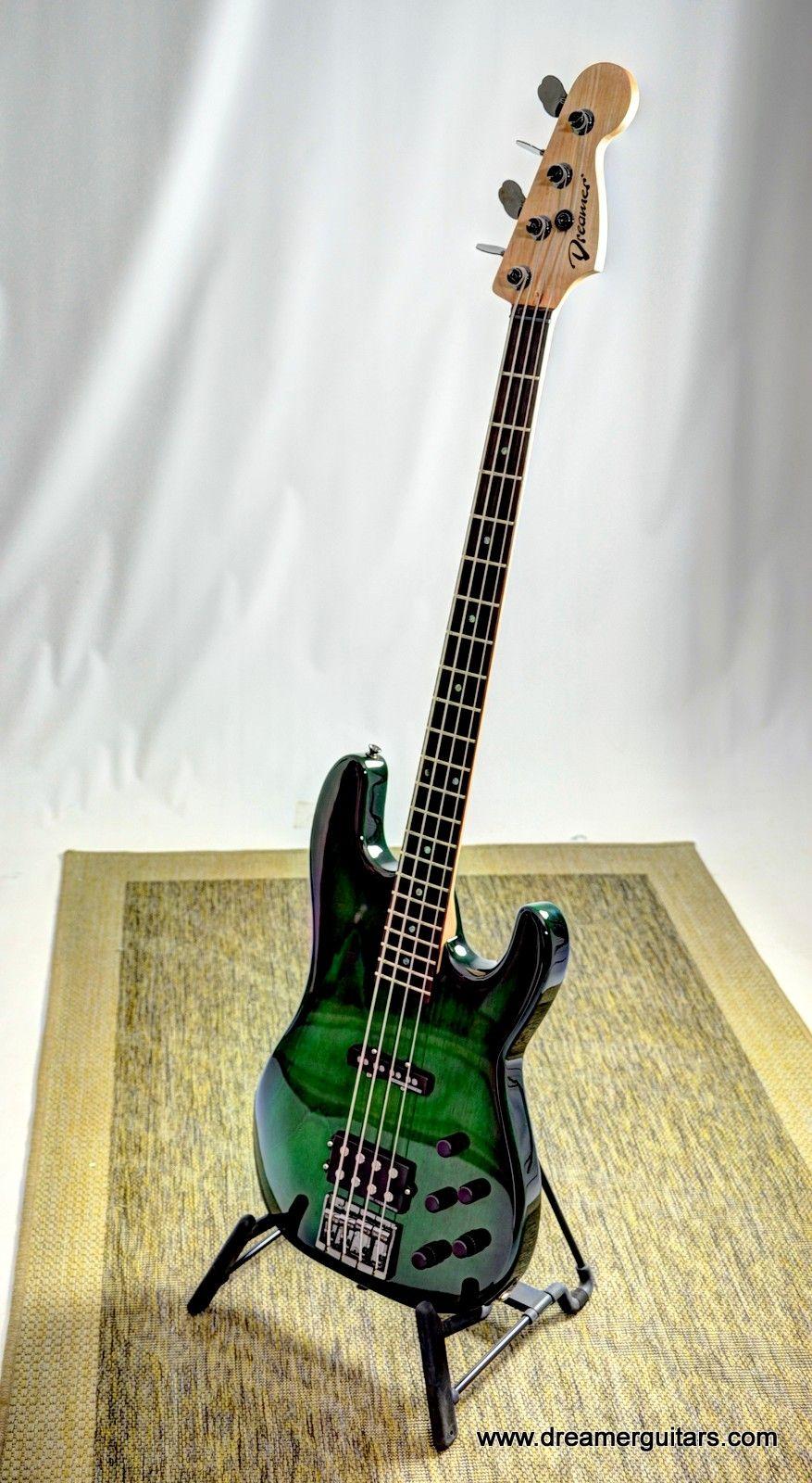 dreamer mj bass hdr cool guitars basses guitar cool guitar music. Black Bedroom Furniture Sets. Home Design Ideas