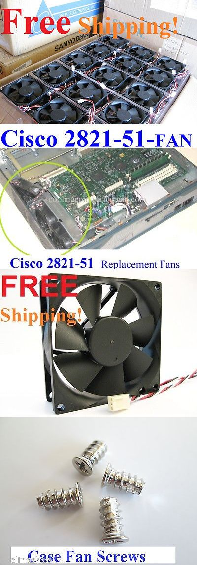 2851 Router Chassis Fan 1x new Cisco 2821