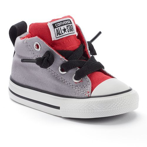 4945b2c41fe Converse Chuck Taylor All Star Street Mid-Top Toddler Boys Sneaker Shoes  Dolphin Casino