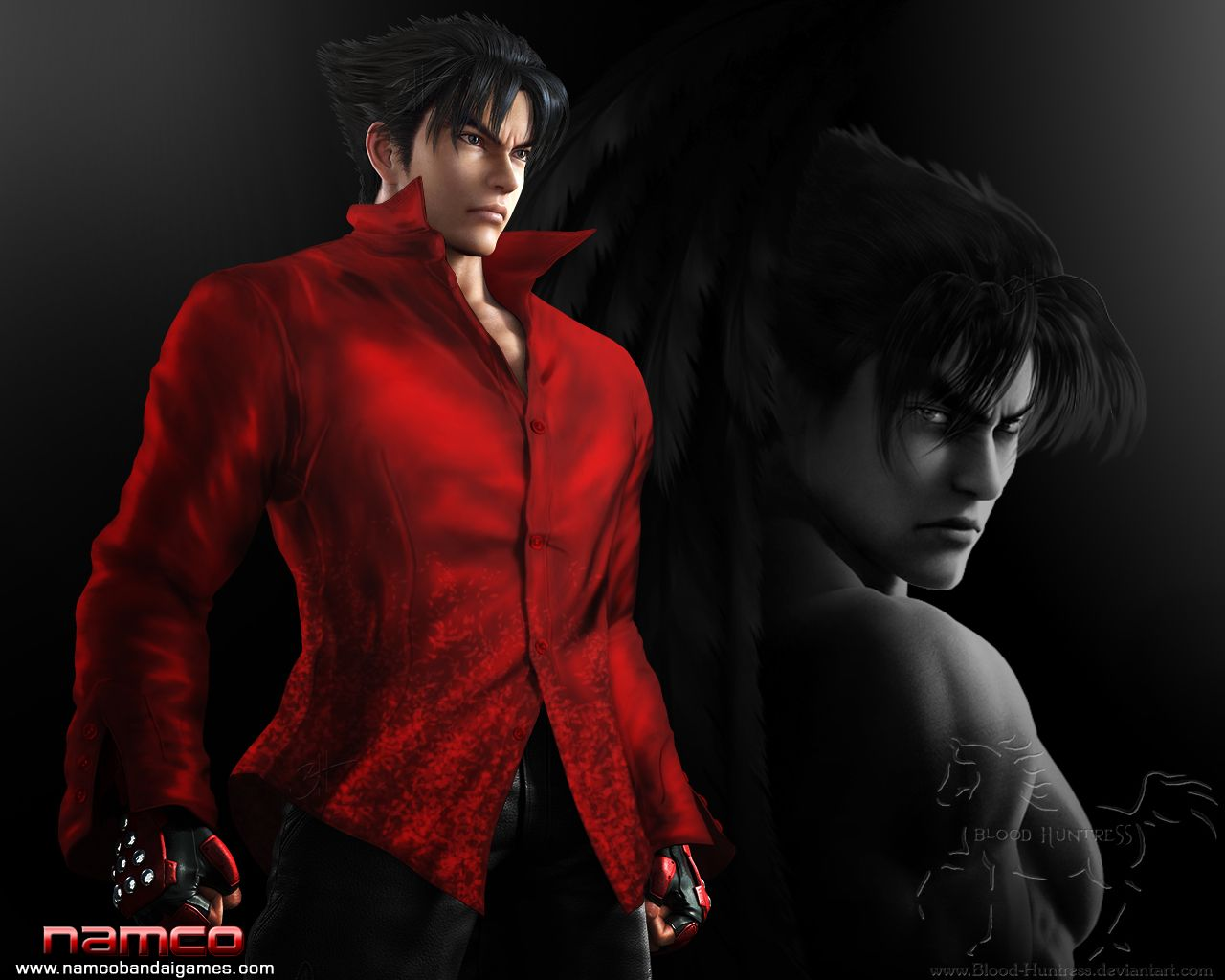 Jin Kazama Tekken Wallpapers Wallpaper 1440900 Jin Kazama