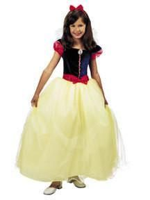 382d41813 Kids Snow White Prestige Costume