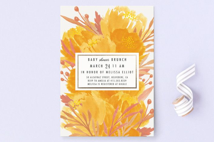The Bouquet by Elly at minted.com
