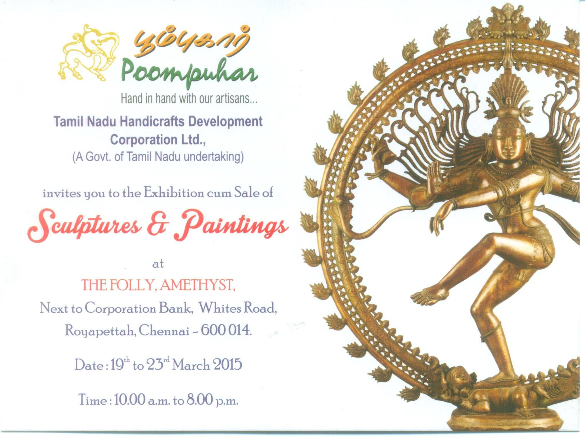 An Opportunity As Precious As Our Handicrafts Don T Miss Out Our