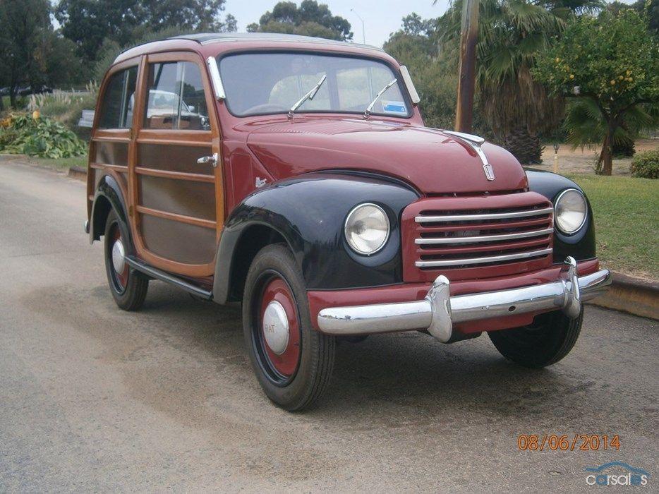 Fiat Topolino .For Sale Western Australia $25000. Can\'t buy one ...