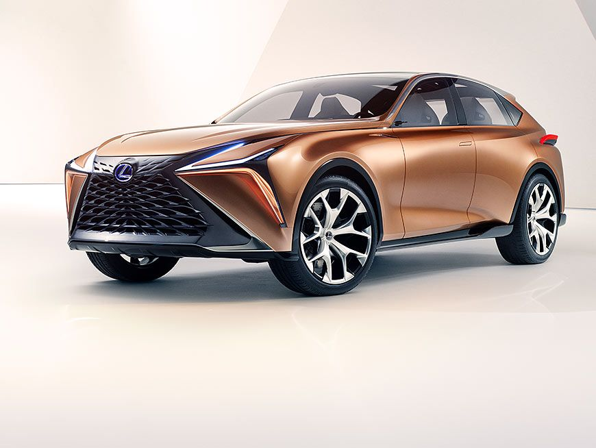 New Lexus LQ Flagship Could Have Over 600HP Hinting At