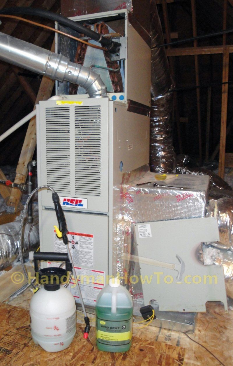 Heavy Duty AC Evaporator Coil Cleaning (With images) Air