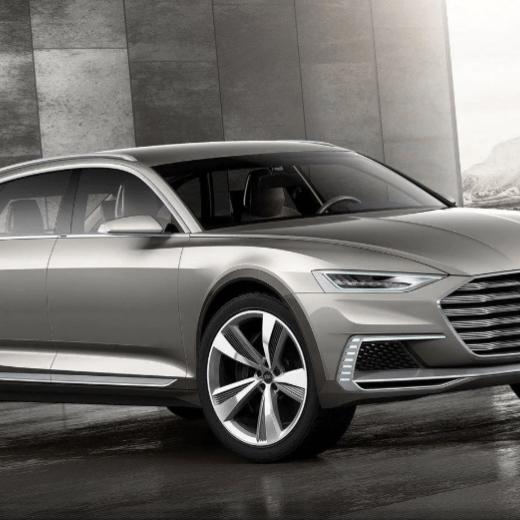 2020 Audi A6 Allroad Design