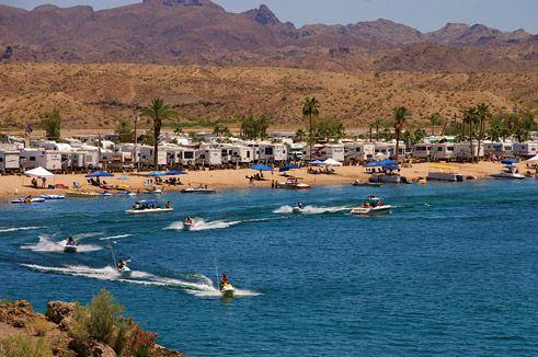 Emerald Cove Resort Parker Arizona Az Colorado River Adventures Arizona Resorts Camping Resort Lake Havasu City Arizona