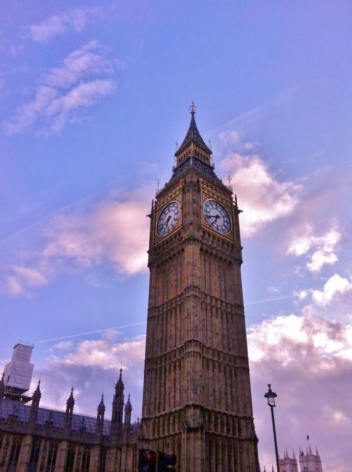 Big Ben. London, England