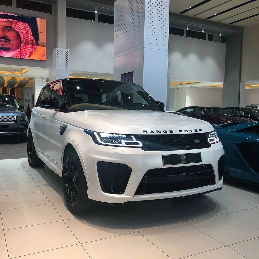 Pin by Shelby Dockser on Life style Range rover 2018