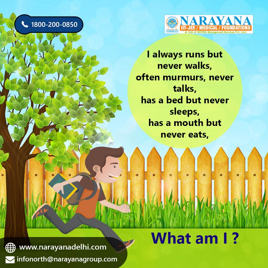 Can you solve this Riddle? NarayanaDelhi Brain twister