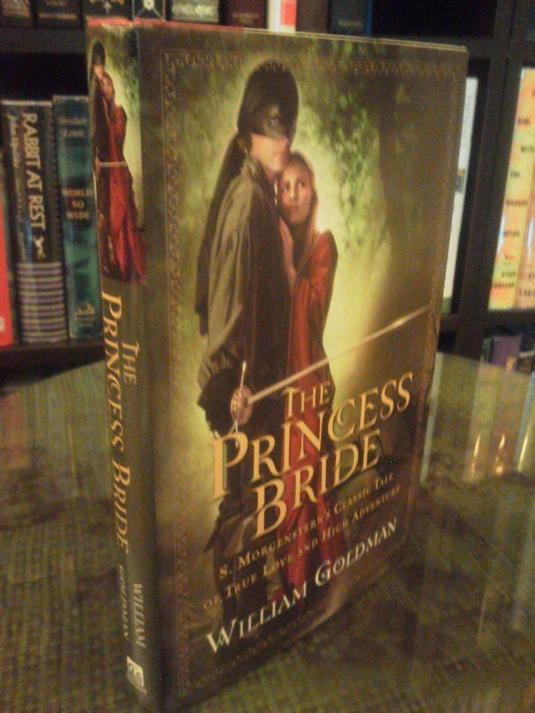 """Inconceivable"" The Princess Bride - William Goldman (1st Edition, 2007, Hardcover)"