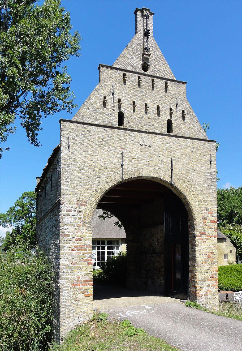 Poortgebouw Liauckemastate