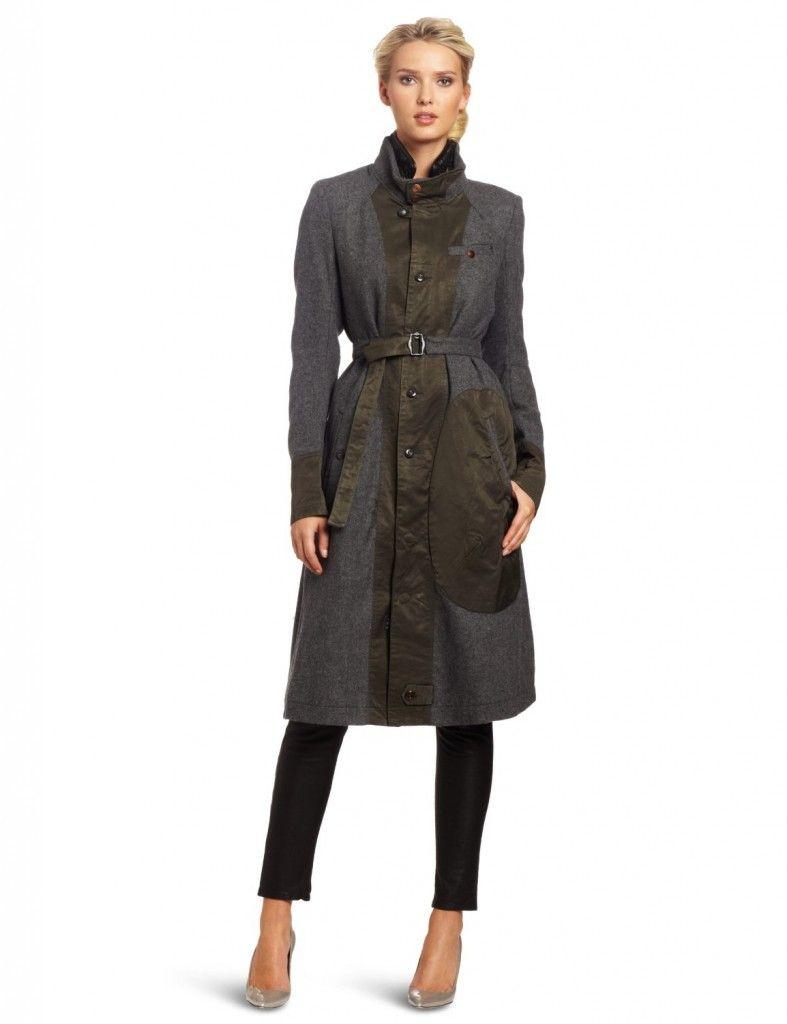G-Star Women's Cavalry Coat