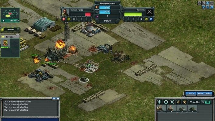 War Commander is a Free to play classic real-time Strategy