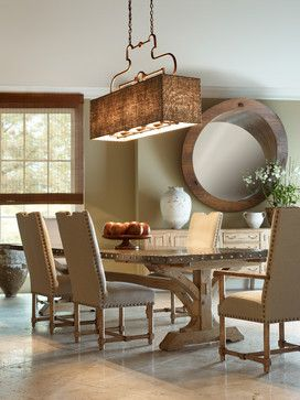 Guy Chaddock Country English Dining Room Contemporary Dining Room Fascinating Country Dining Room Lighting Decorating Design