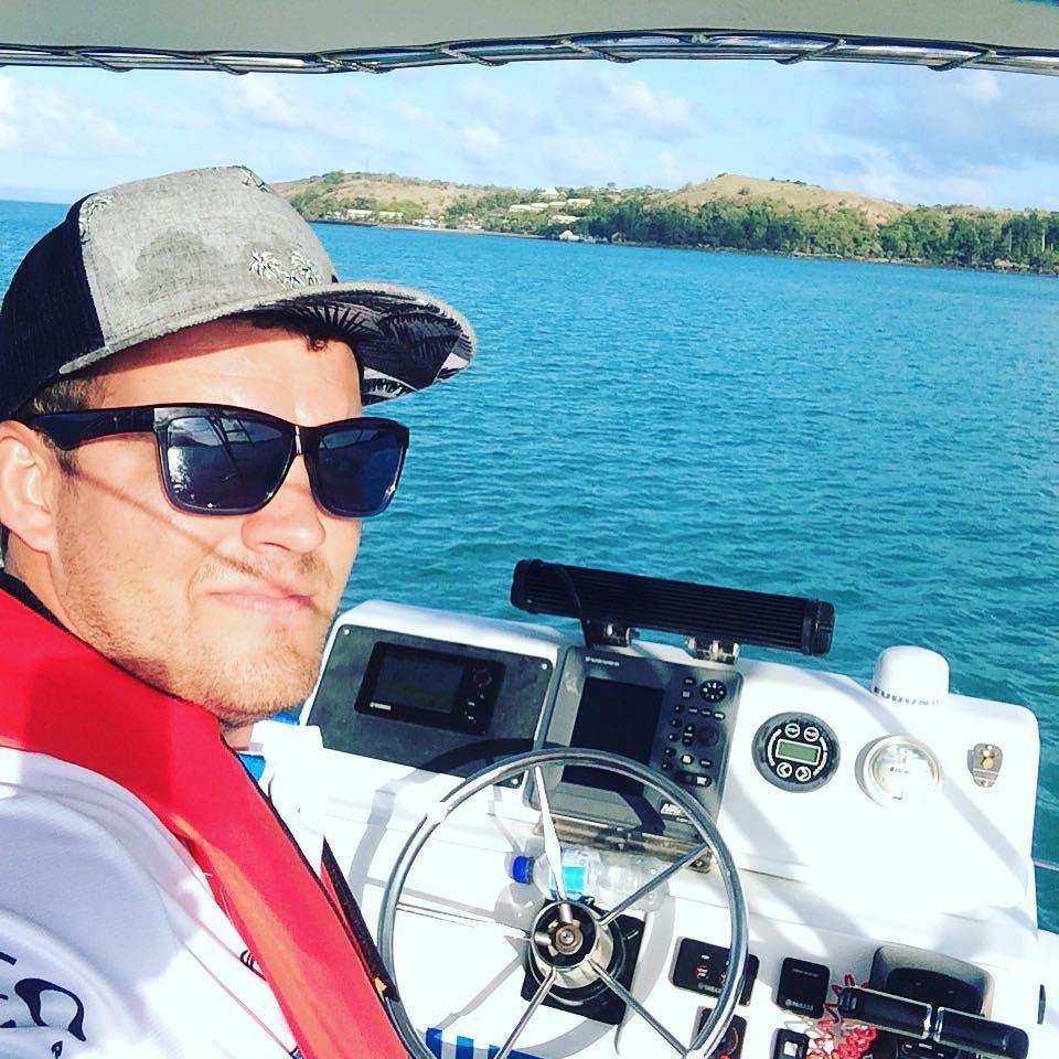 Cruising the big ol blue  #lindermanisland#greatbarrierreef#whitsundays#loveit by pelzy91 http://ift.tt/1UokkV2