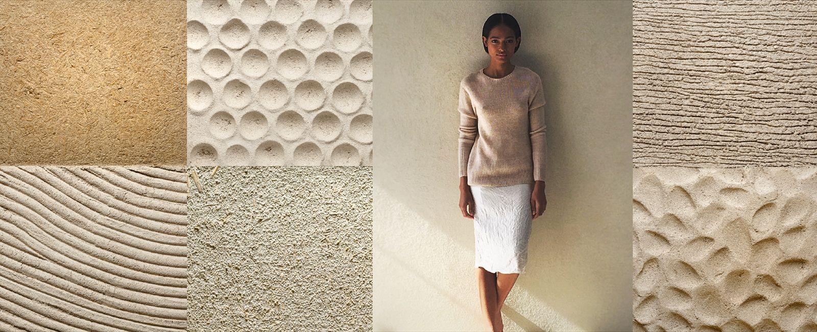 Natural clay plaster wall finishes & clay wall systems from Clayworks UK