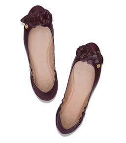 8915fac5653 Port Tory Burch Blossom Ballet Flat