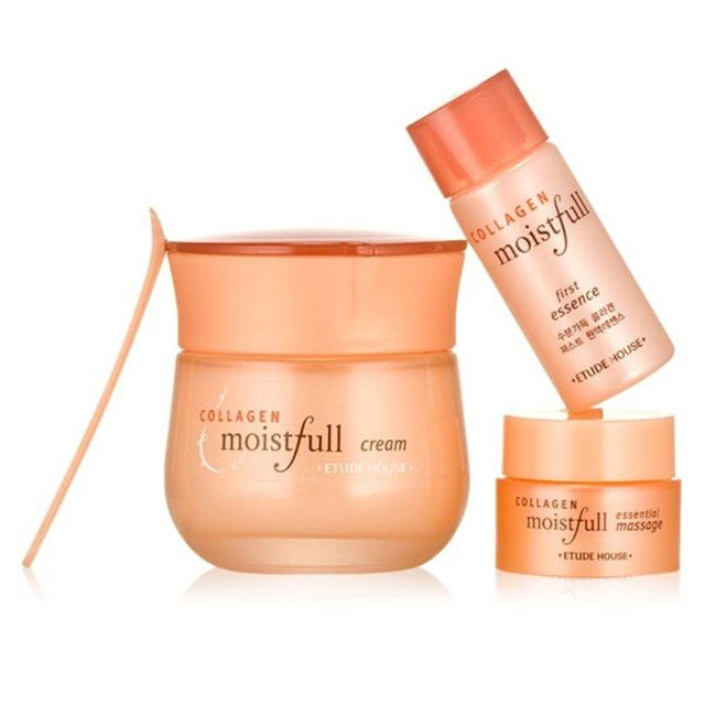 Etude House Moistfull Collagen Cream Moistfull Collagen Collagen Cream Asian Beauty Products
