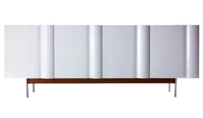 Bump Wave Cabinet By Dakota Jackson