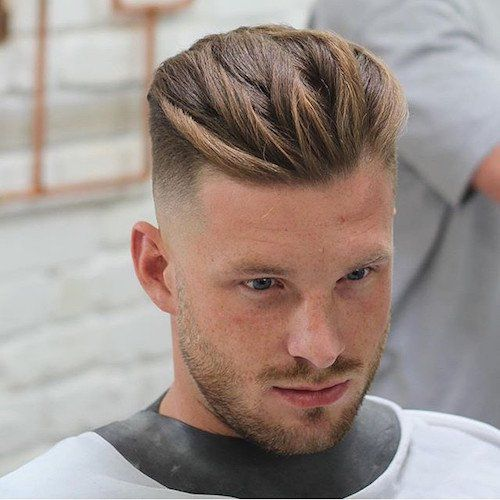 25 Cool Medium Length Men S Haircuts Heren Kapsel Herenkapsels