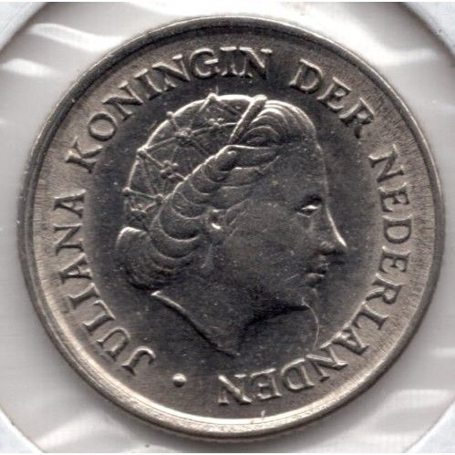 1966 Netherlands 10 Cents (CO453)