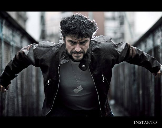 Javier Paredes, as The Wolverine