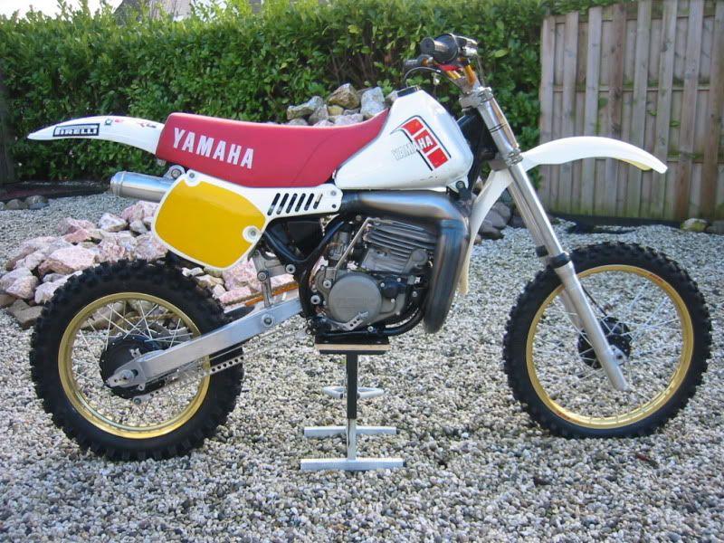 Yamaha Factory 490 Mx Vintage Pinterest Motocross Dirt